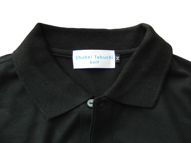 ブラック織ネーム
